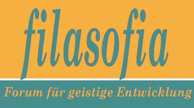 Logo: Filasofia - Forum für geistige Entwicklung